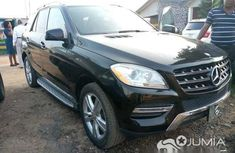 Foreign Used 2013 Mercedes-Benz ML 350