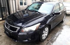 Clean Nigerian Used Honda Accord 2008