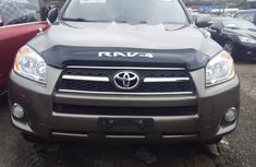 Foreign Used 2011 Toyota RAV4