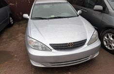 Neat Tokunbo Used  Toyota Camry 2003