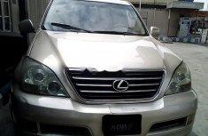Clean Nigerian Used Lexus GX 2004