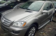 Clean Tokunbo Used  Mercedes-Benz M-Class 2008