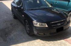 Nigerian Used 2008 Hyundai Sonata