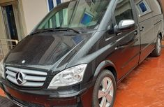 Clean Tokunbo Used  Mercedes-Benz Viano 2015