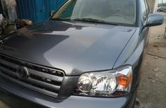 Used 2005 Toyota Highlander in Lagos