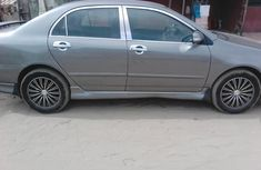 Nigerian Used Toyota Corolla 2003 Model
