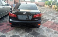 Foreign Used Lexus IS250 Full Option