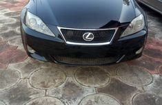 Foreign Used Lexus IS 250 Full Option
