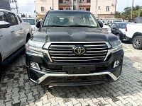 Super Clean Foreign used 2019 Toyota Land Cruiser