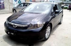 Super Clean Nigerian Used  Honda Civic 2012