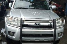 Clean Tokunbo Used Toyota 4-Runner 2007