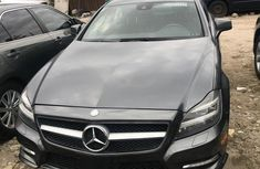 Foreign Used 2012 Mercedes-Benz CLS in Lagos