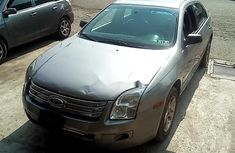 Clean Nigerian Used Ford Fusion 2009