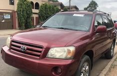 Very Clean Foreign used Toyota Highlander 2005