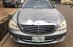Very Clean Foreign used Mercedes-Benz S550 2009