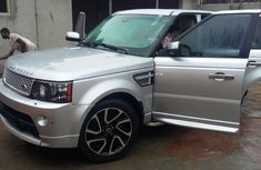 Neat Nigerian used Land Rover Range Rover Sport 2012