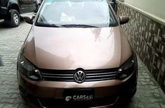 Clean Nigerian Used Volkswagen Polo 2014