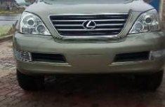 Neat Tokunbo Used Lexus GX 2009