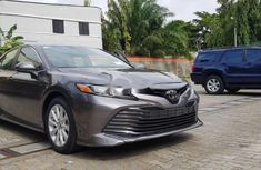 Super Clean Tokunbo Used Toyota Camry 2019