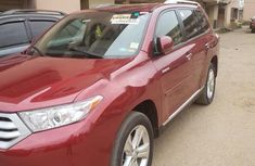 Very Clean Foreign used  2012 Toyota Highlander