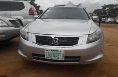 Nigerian Used Honda Accord 2008