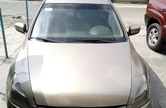 Clean Nigerian Used  Honda Accord 2007