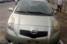 Neat Tokunbo Used Toyota Yaris 2006
