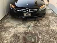 Clean Tokunbo Used Mercedes-Benz C200 2016