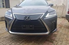 Very Clean Foreign used Lexus RX 2017