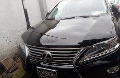 Neat Tokunbo Used  Lexus RX 2013