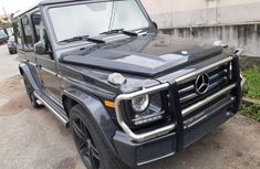 Clean Nigerian Used  Mercedes-Benz G550 2016