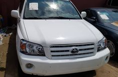 Foreign Used  2007 Toyota Highlander 3Row Seater