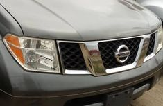 Neatly Foreign Used Nissan Pathfinder 2007 Model