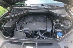 Neat Tokunbor Used Mercedes-Benz ML350 2012