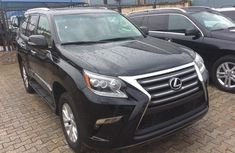 Very Clean Foreign used  Lexus GX 2015 Petrol Automatic Black