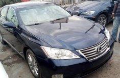 Clean Tokunbo Used  Lexus ES 2012