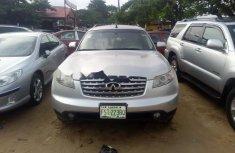 Neat Nigerian used  2004 Infiniti FX