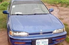 Nigerian Used Honda Accord 1993 Model in Abuja
