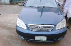 Nigerian Used Toyota Corolla 2003 Model in Lagos