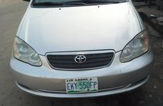Nigerian Used Toyota Corolla 2007 Model in Lagos