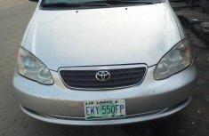 Nigerian Used Toyota Corolla 2007 Model in Lagos