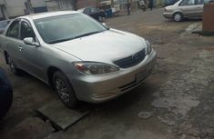 Nigerian Used Toyota Camry 2003 Model in Lagos