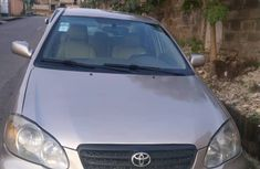 Registered Nigerian Used 2005 Toyota Corolla in Lagos
