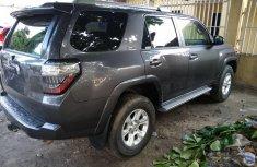 Clean Tokunbo Used Toyota 4-Runner 2015