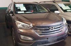Clean Nigerian used  2014 Hyundai Santa Fe