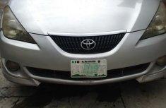 Neat Nigerian used 2005 Toyota Solara