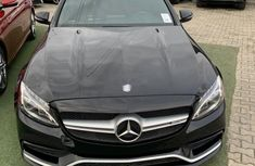 Foreign Used Mercedes-Benz C63 2016