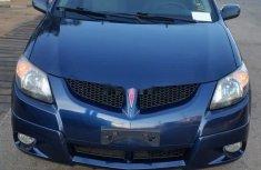 Clean Tokunbo Used Pontiac Vibe 2003