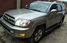 Very Clean Foreign used 2005 Toyota 4-Runner