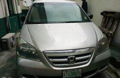 Clean Nigerian Used Honda Odyssey 2006
